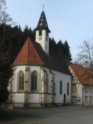 Kirche Sprantal Quelle: A. Schabinger