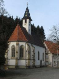 Kirche Sprantal Quelle: A. Schabinger